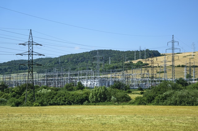 Electrical Substation and rating the power consumption properly